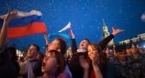 La Russie dans l'objectif